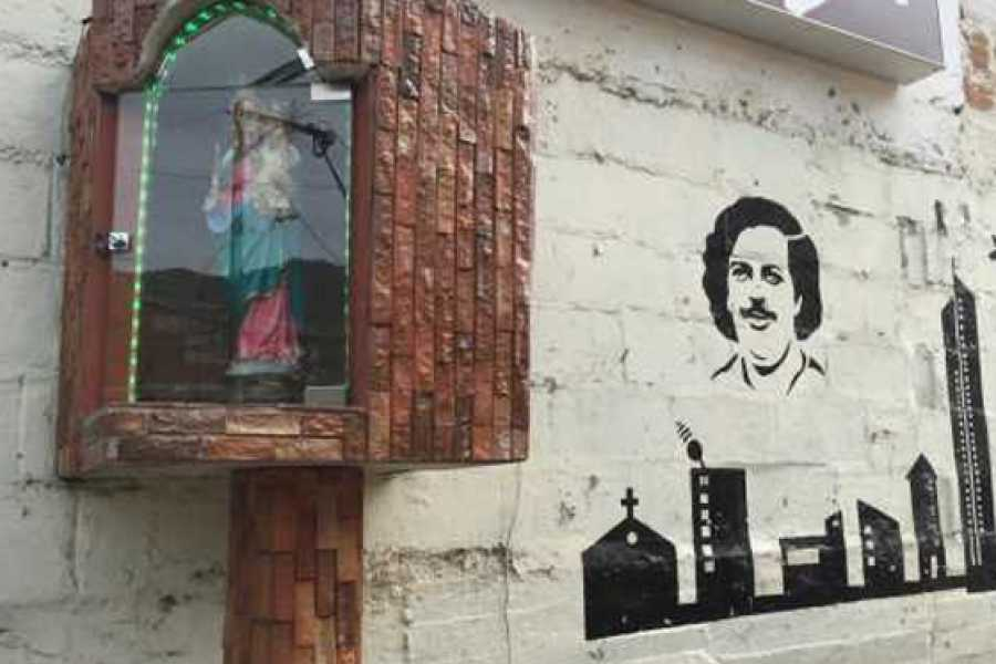 Medellin City Services Exclusive tour inside Pablo Escobar barrio: The community he created