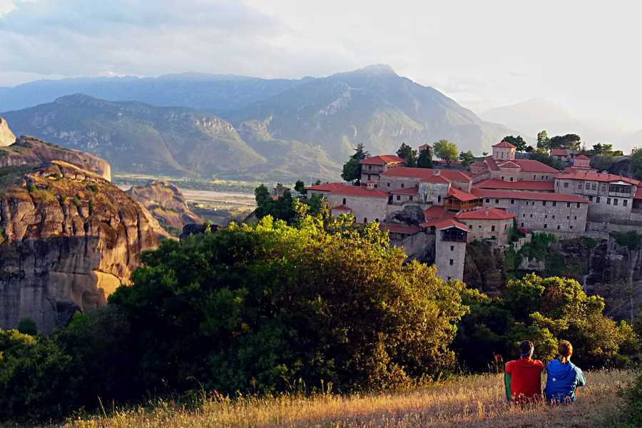 Visit Meteora Two Days Rail Tour to Meteora from Thessaloniki