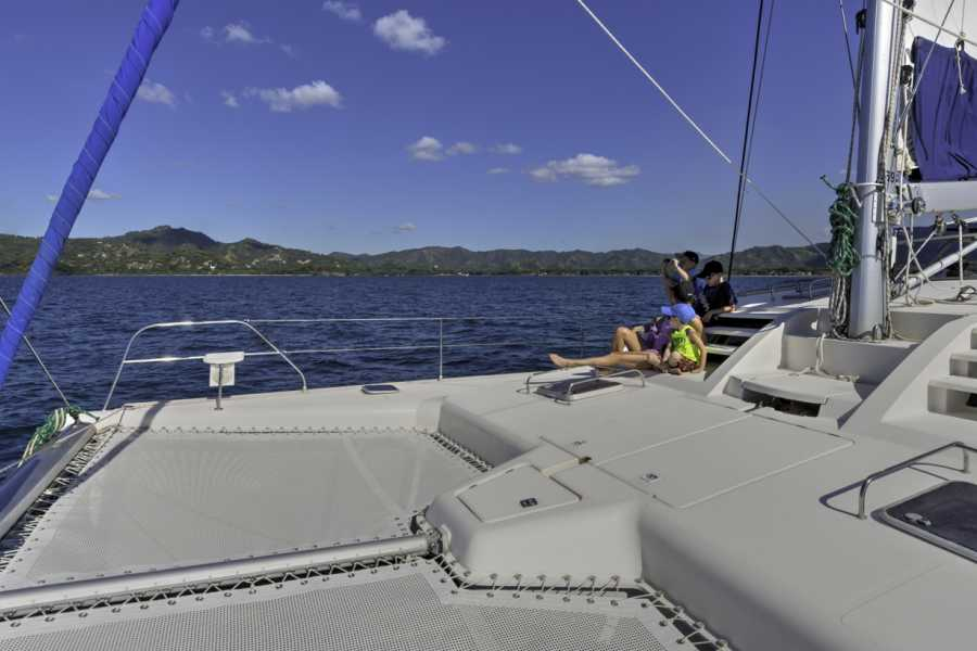 Panache Sailing Catamaran Sunset and Snorkel Cruise Playa Flamingo, Costa Rica