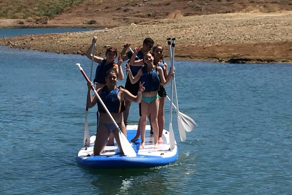 Active Andalucía Paddle Surf gigante
