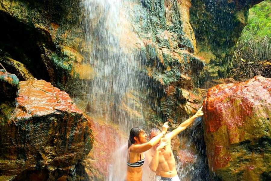 Eco Adventures Saint Lucia Tours Sapphire Falls & Jungle Spa Hike
