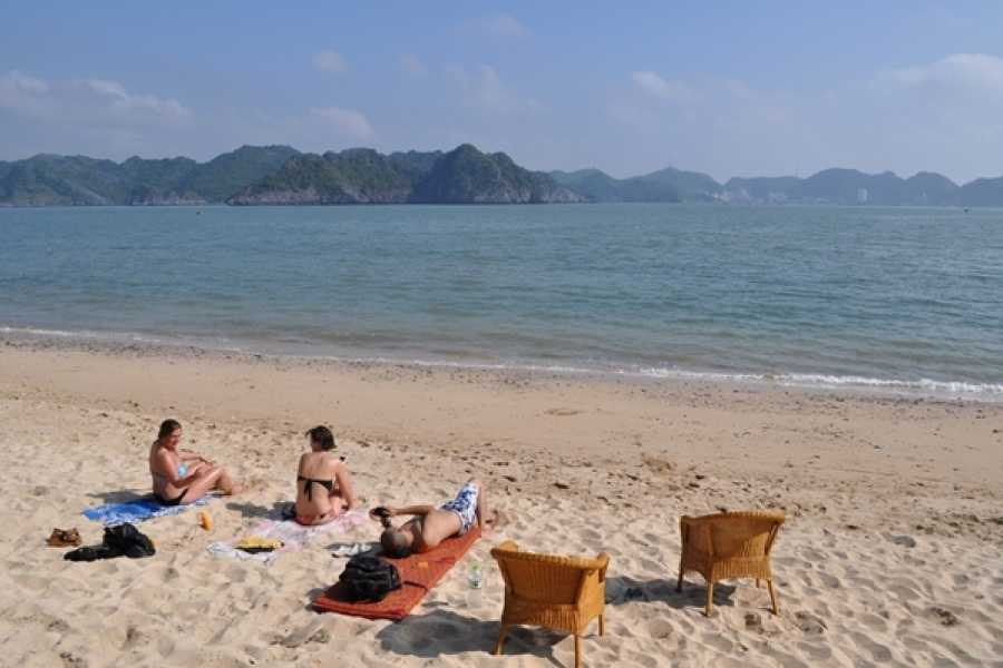 OCEAN TOURS Cat Ong Island Beach Cottages
