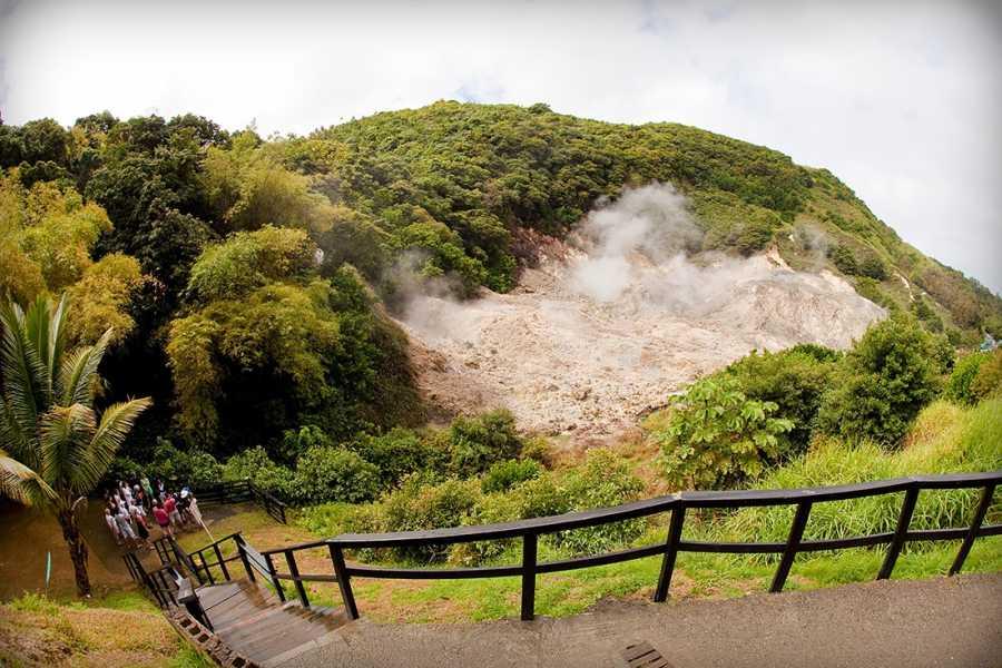Eco Adventures Saint Lucia Tours Saint Lucia Volcano Visit