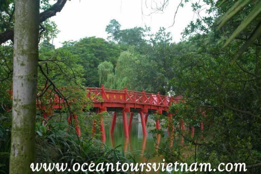OCEAN TOURS HANOI VESTIGES HISTORIQUES