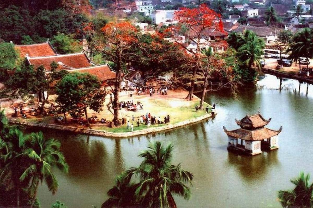 OCEAN TOURS Autour d'Hanoi