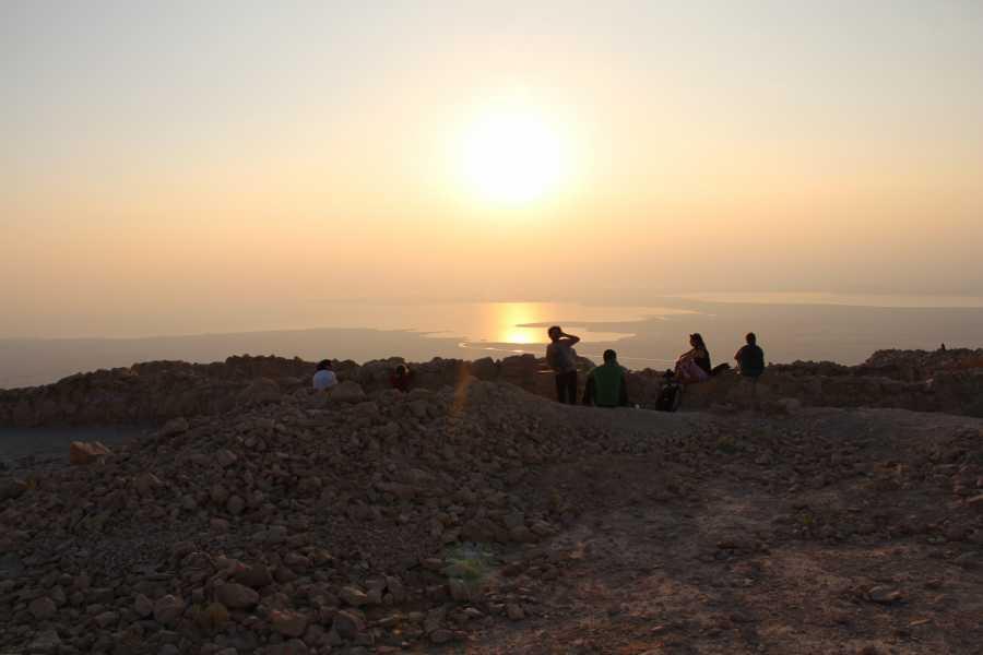 Wild-Trails Masada o Wschodzie Słońca - bez przewodnika