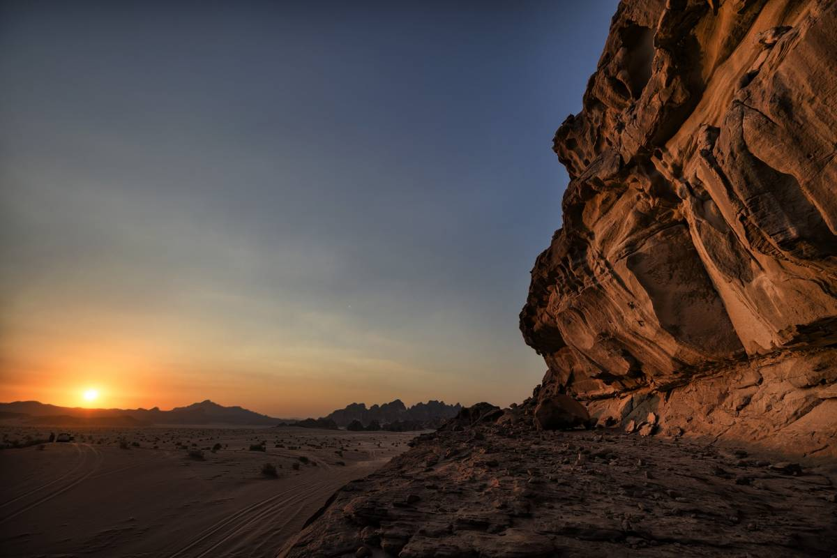 Wild-Trails Adventure Tour in Jordan - Petra & Wadi Rum Tour