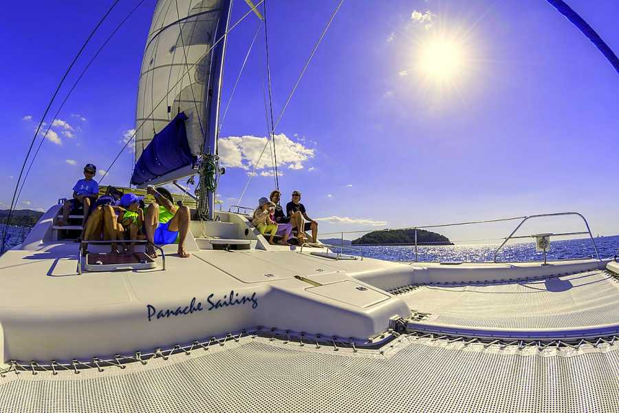 Panache Sailing Catamaran Morning Snorkel Tour, Flamingo Marina, Costa Rica