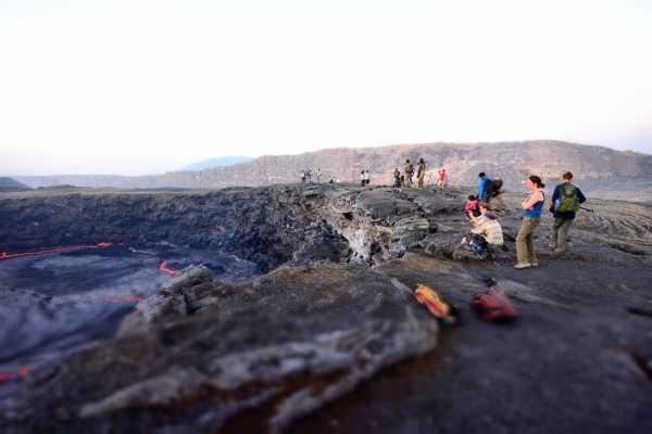 2 days Tour to Earta ale Active Volcano, Ethiopia