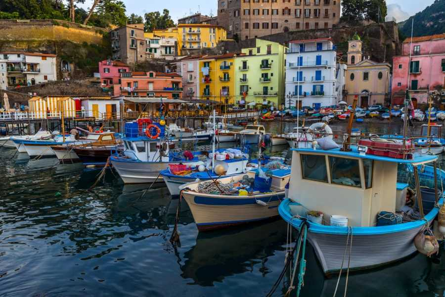Travel etc Transfer from Sorrento to Positano and Viceversa
