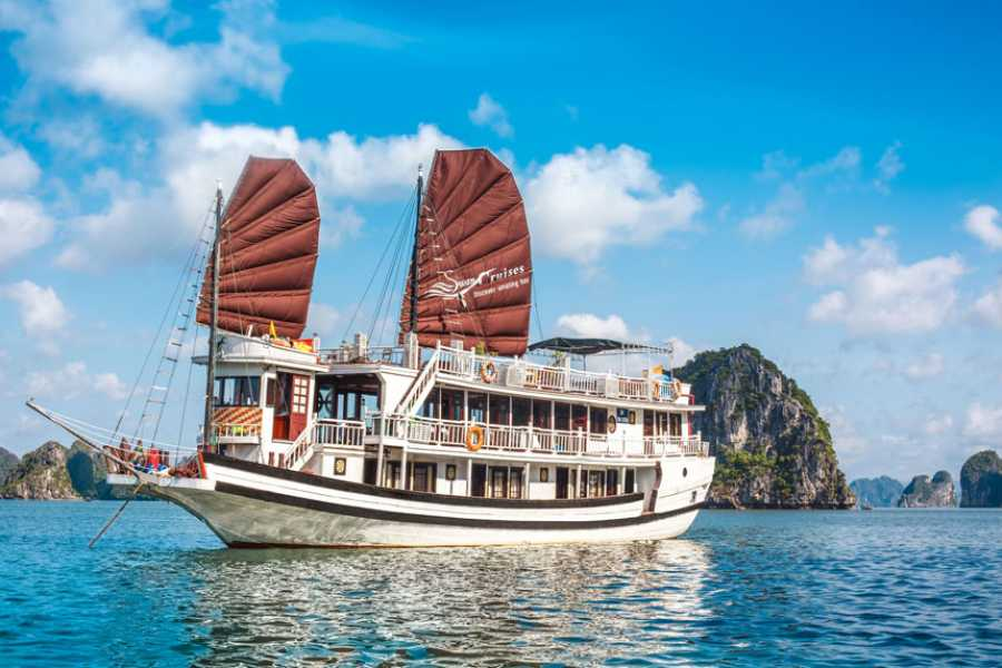 OCEAN TOURS Ocean Sails 2D1N 3 STARS - BAI TU LONG BAY