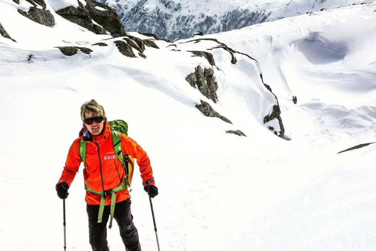 Outdoorlife Norway AS Wilderness Snowshoe Hike