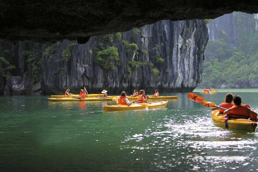 Friends Travel Vietnam AClass Legend Cruise | Halong Bay 3D2N