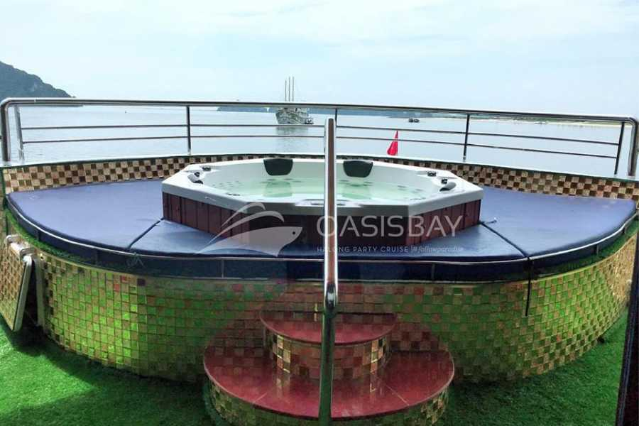 Friends Travel Vietnam Party Cruise   2D1N Halong Bay