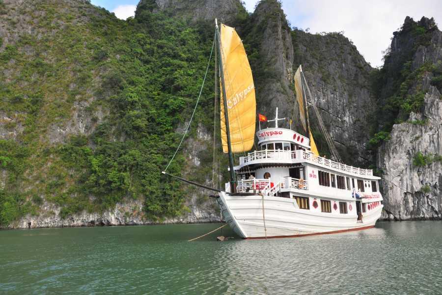 Friends Travel Vietnam Calypso Cruise   Halong Bay 2D1N