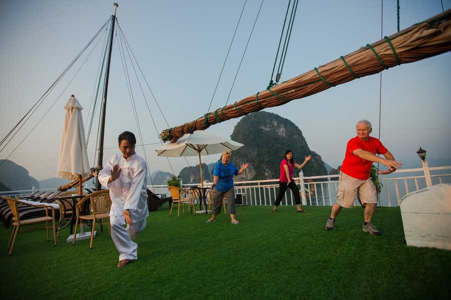 Friends Travel Vietnam Flamingo Cruise | Halong Bay 3D2N