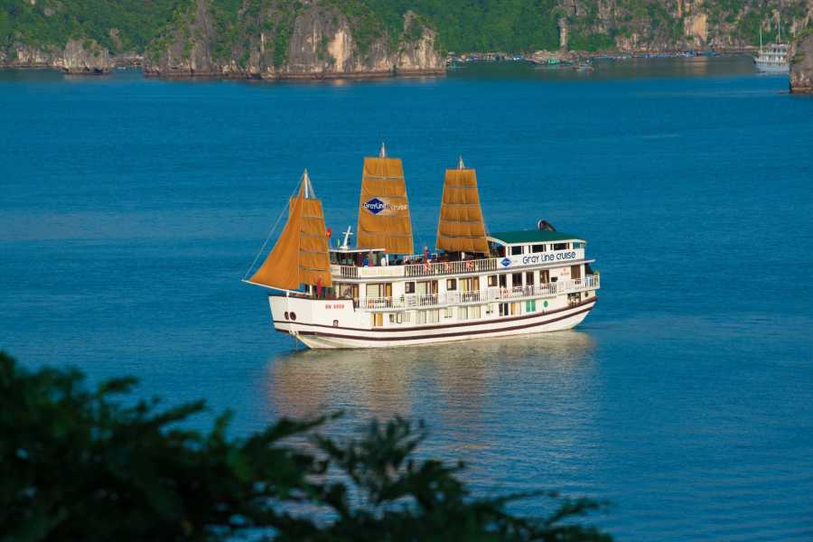 Friends Travel Vietnam Grayline Cruise | Halong Bay 2D1N
