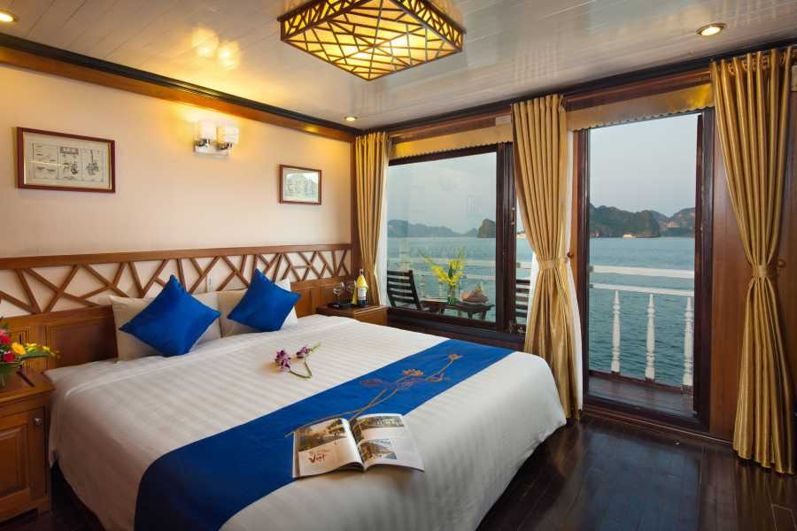 Friends Travel Vietnam Grayline Cruise | Halong Bay 3D2N