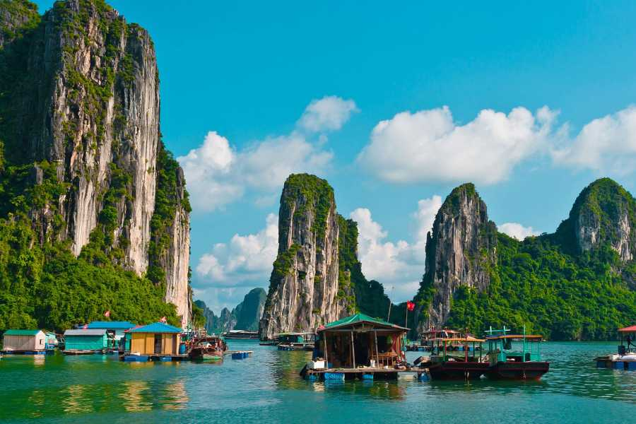 Friends Travel Vietnam LaFairy Sails | Halong Bay 3D2N