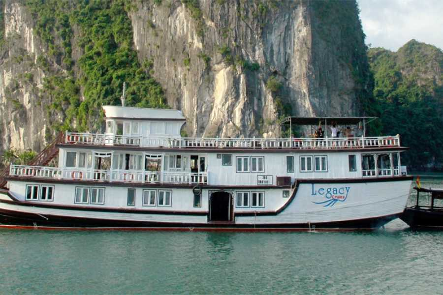 Friends Travel Vietnam Legacy Legend Cruise | Halong Bay 3D2N