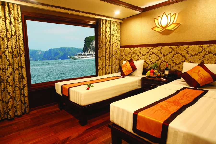 Friends Travel Vietnam Oriental Cruise | Halong Bay 2D1N