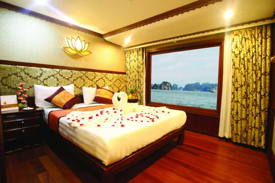 Friends Travel Vietnam Oriental Cruise | Bai Tu Long Bay 3D2N