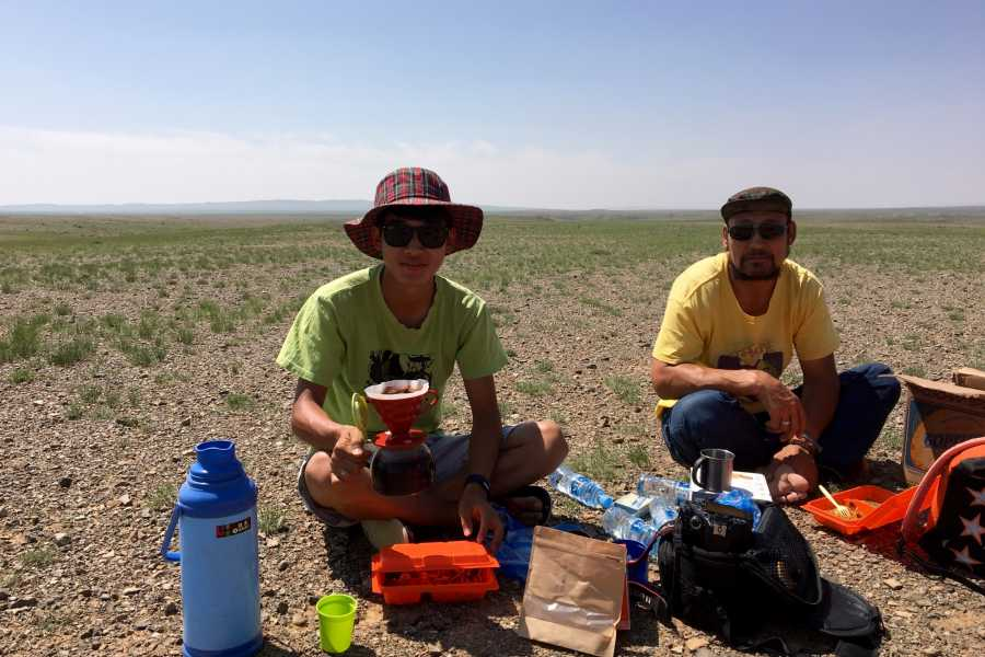 Mongolia Goes Global Open Gobi