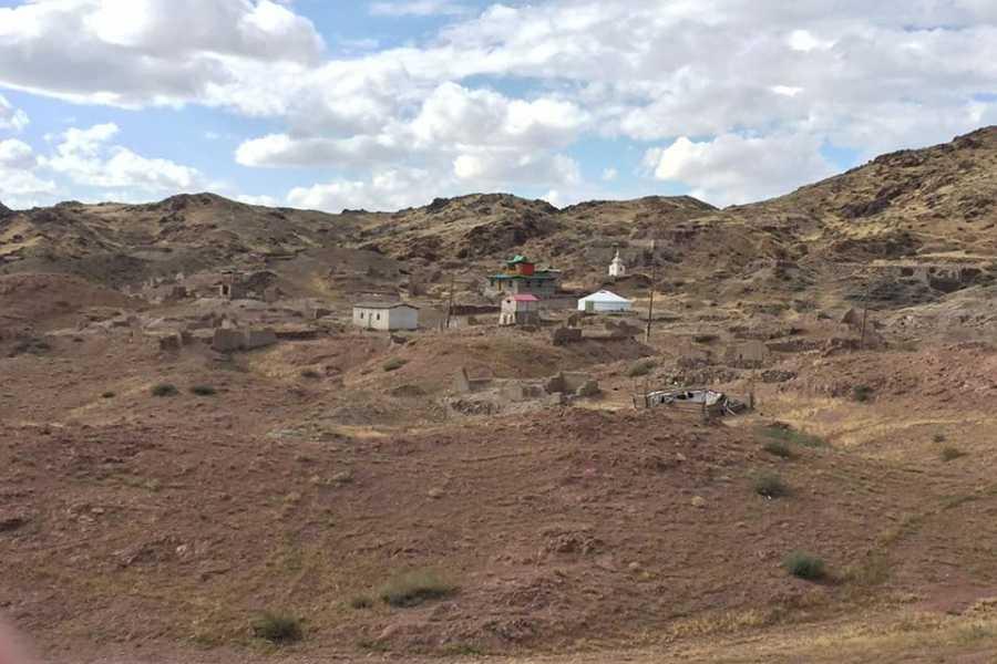 Mongolia Goes Global 4. Road to Gobi