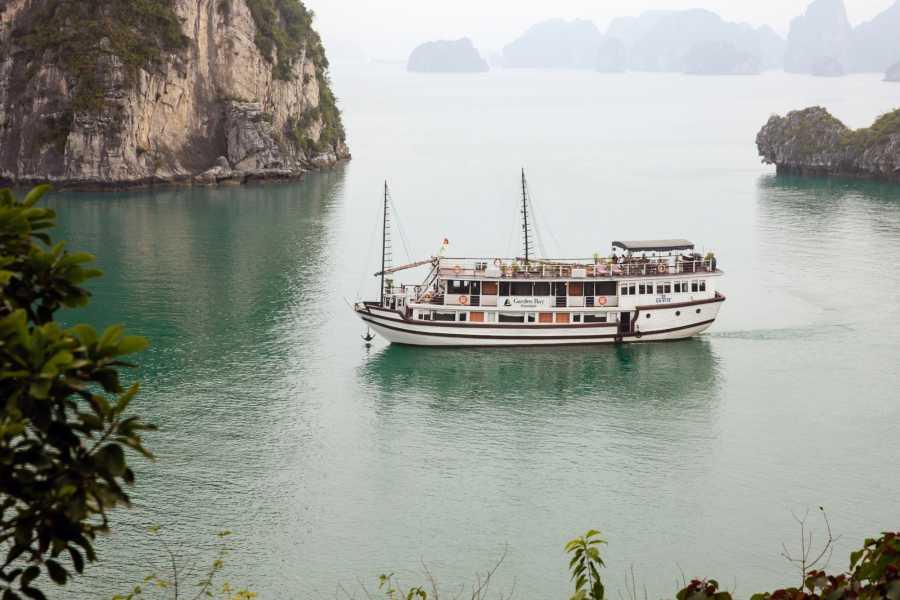 Friends Travel Vietnam Garden Bay Luxury Cruise | Bai Tu Long Bay 3D2N