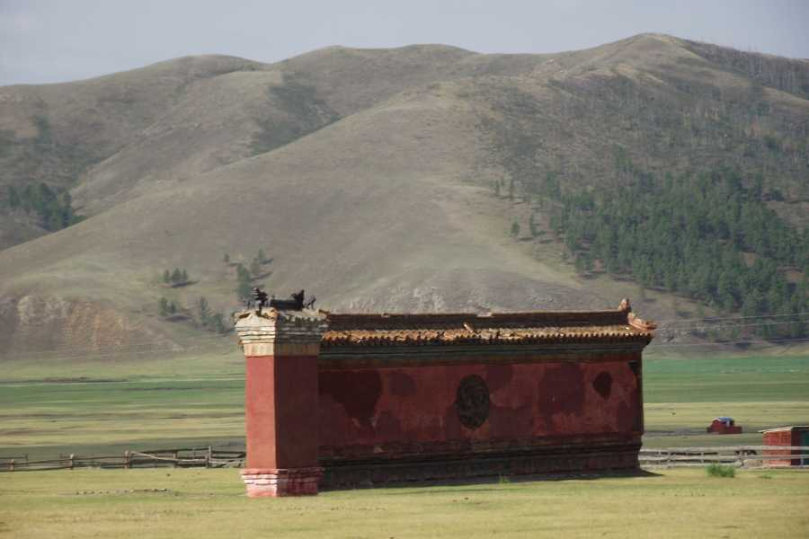 Mongolia Goes Global 6. Amarbayasgalant Monastery