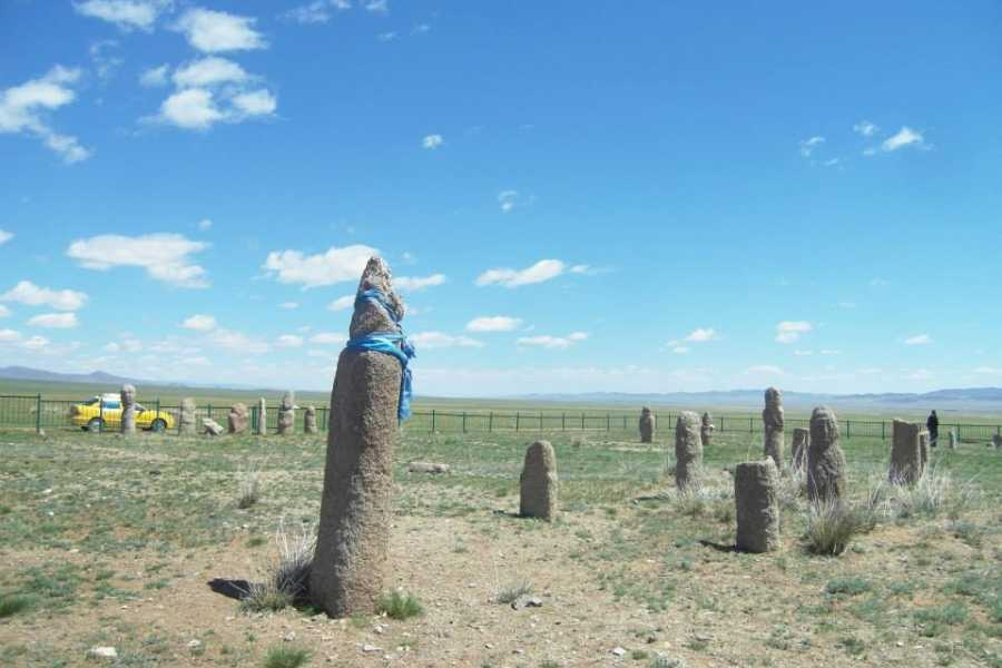 Mongolia Goes Global Nature & Culture