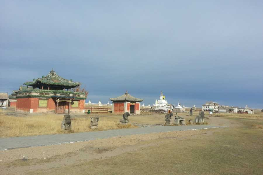 Mongolia Goes Global Kharkhorin and Khugnu Khan National Park