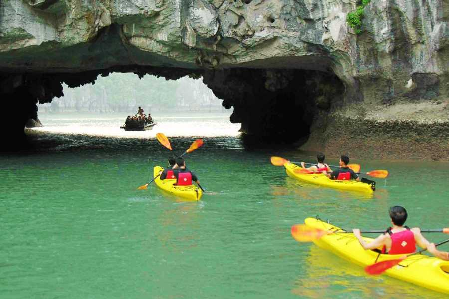 Friends Travel Vietnam Dragon Legend Cruise | Halong Bay 2D1N