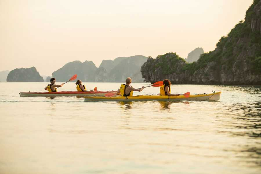 Friends Travel Vietnam Dragon Legend Cruise | Halong Bay 3D2N