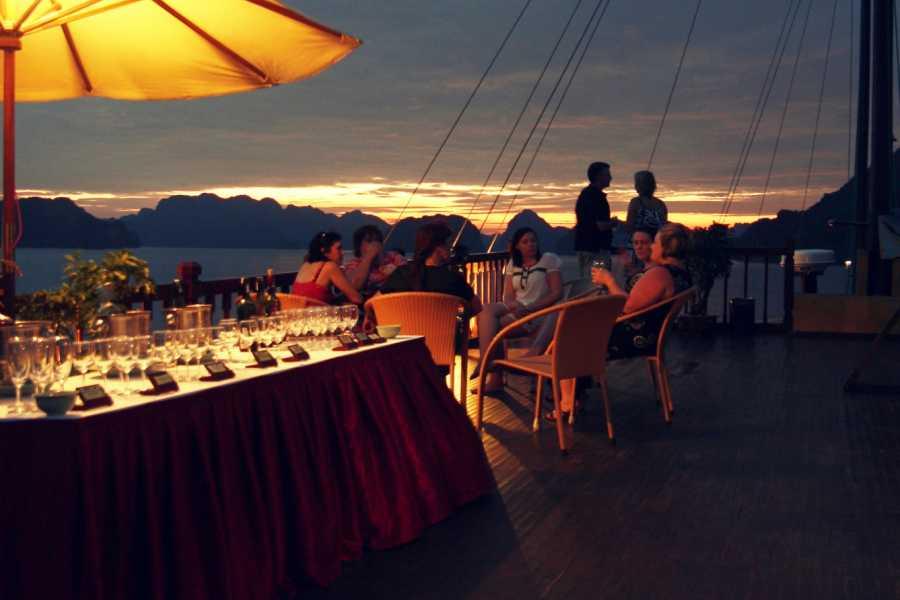 Friends Travel Vietnam Indochina Sails   Halong Bay 3D2N