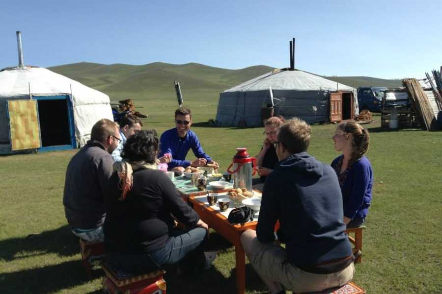 Mongolia Goes Global Green of Mongolia
