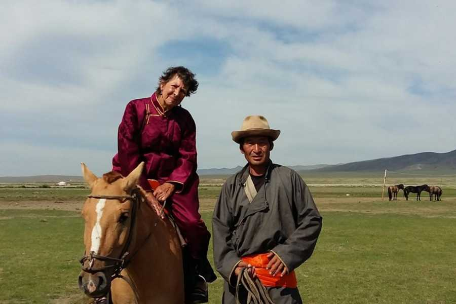 Mongolia Goes Global 3. Heritage of Nomads