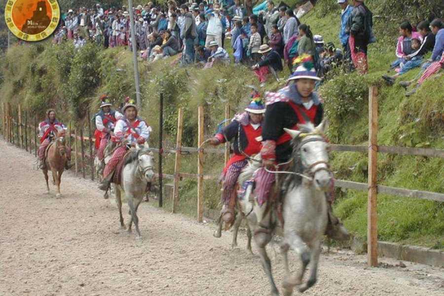Maya World Tours Special Guatemala: Horse race in Todos Santos Cuchumatan