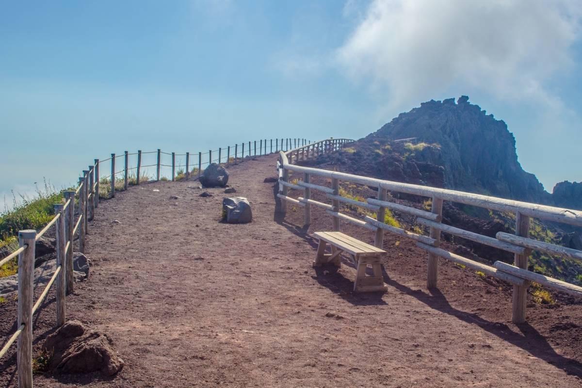 Travel etc Herculaneum & Vesuvius