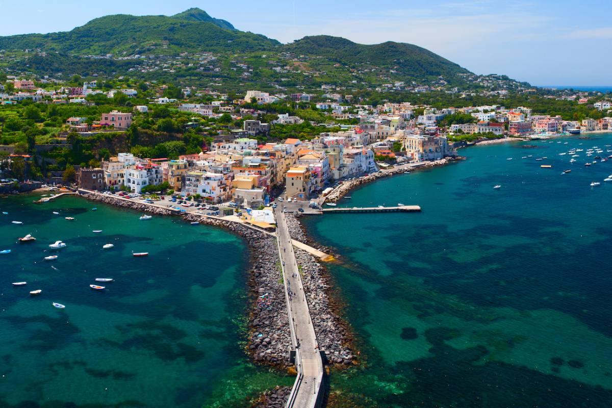 Travel etc Ischia & la Mortella Gardens