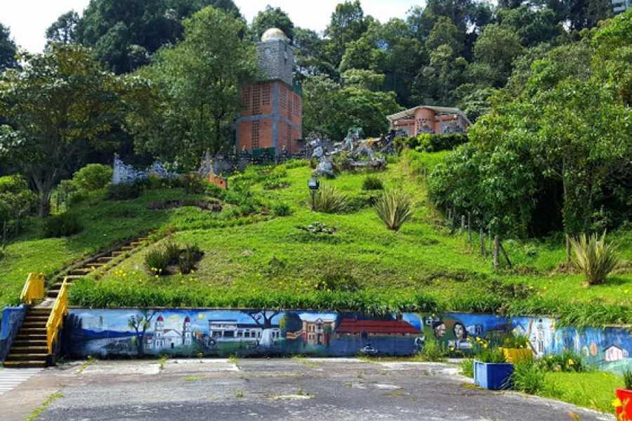 Medellin City Services Private Pablo Escobar Escape Route Tour