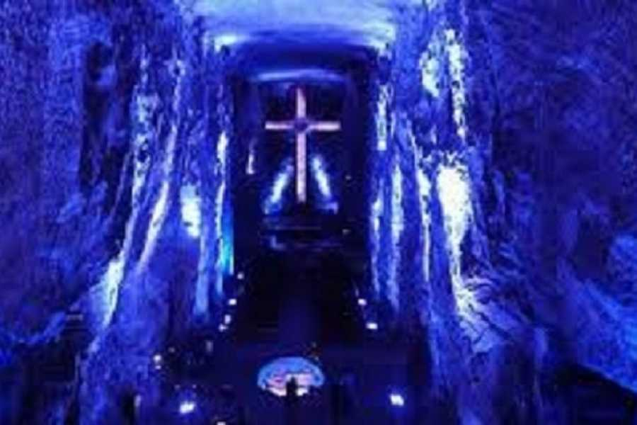 Medellin City Services Zipaquira Salt Cathedral