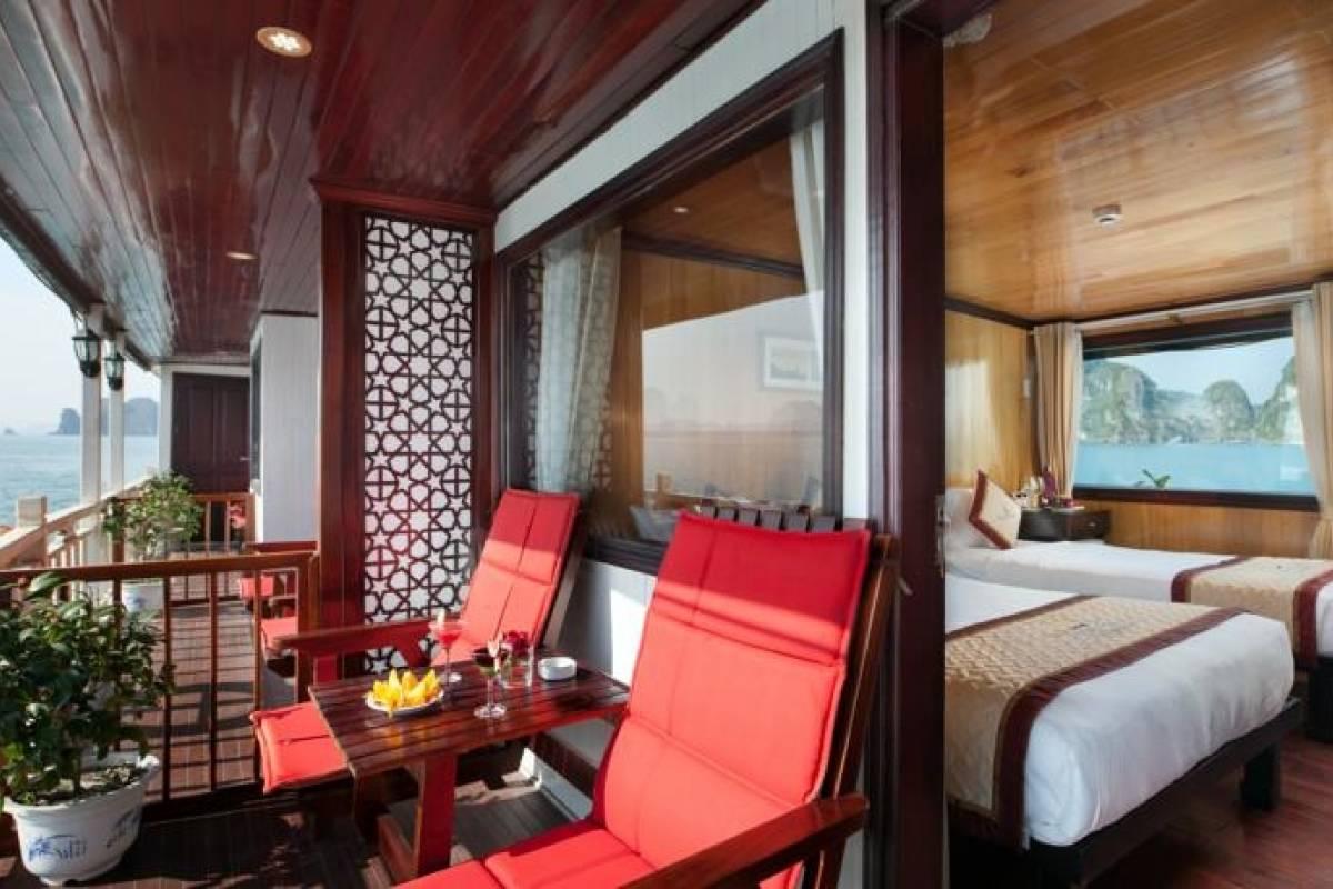 OCEAN TOURS Ocean Sails 3D2N - 3stars Cruise