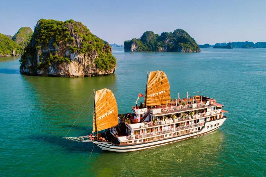 OCEAN TOURS VICTORY 4* two night cruise