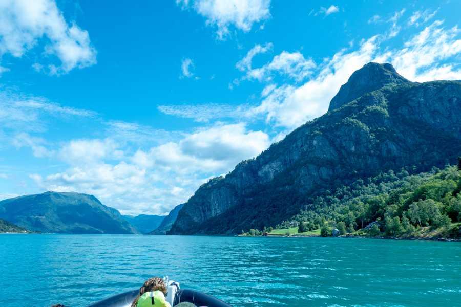Adventure Tours Norway Fjord RIB Adventure