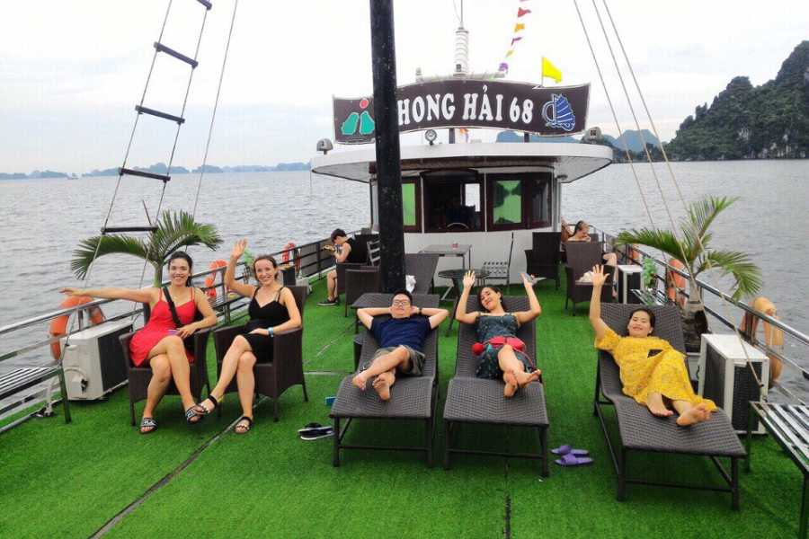 OCEAN TOURS HA LONG BAY 1 DAY