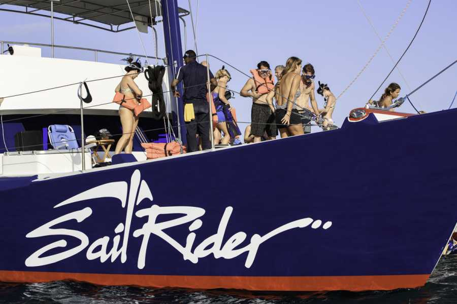 Pacifico Tours SA de CV Snorkel, Lunch & Sail