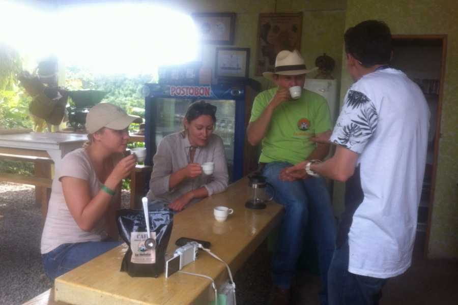 Medellin City Tours COFFEE ZONE 2 DAYS TOUR (JARDIN & JERICO)