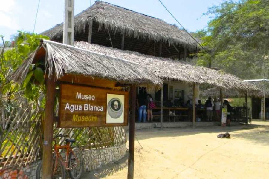 PALO SANTO TRAVEL LOS FRAILES BEACH + AGUA BLANCA MUSEUM + LAKE SULPHUR