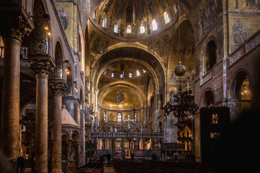 Venice Tours srl La Basilica d'Oro ( INGRESSO SALTA LA CODA)